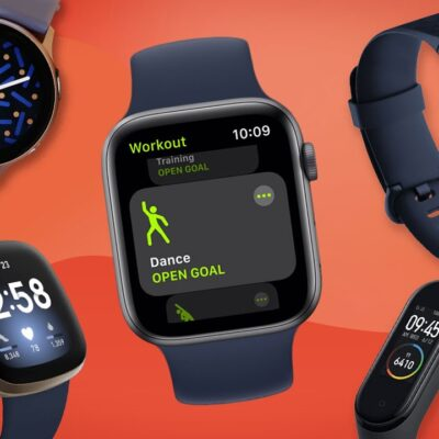 Difference between smartwatch and fitness bands