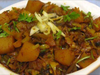 Potato Cabbage Vegetable