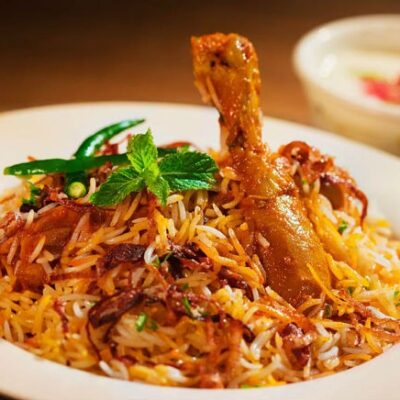 Chicken-Biryani