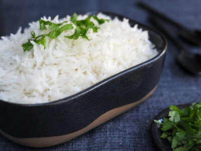 If rice becomes wet, then in 3 minutes make these blossoming rice in minutes